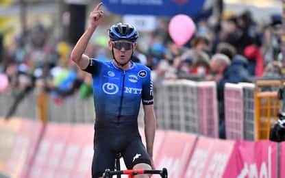 O'Connor vince a Campiglio, Almeida resta in rosa