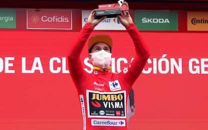 Wellens vince la 5^ tappa, Roglic in maglia rossa