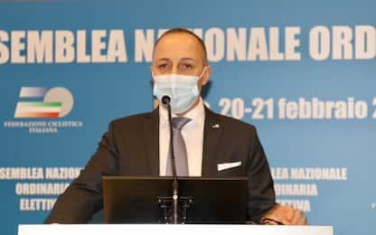 Cordiano Dagnoni nuovo presidente Federciclismo