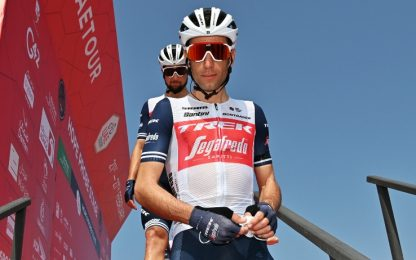 Nibali, frattura al radio. Addio Giro d'Italia?