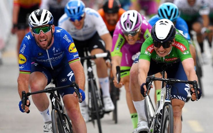Cavendish Giro Turchia