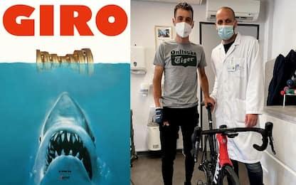 Vincenzo Nibali sarà al Giro d'Italia 2021