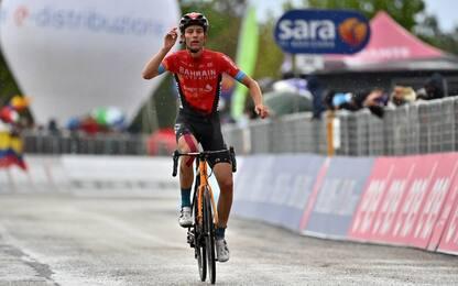 Mader vince la 6^ tappa, Attila Valter in rosa