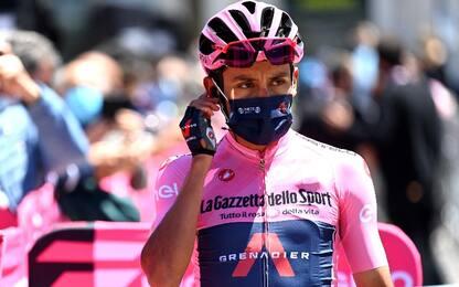 Ciclismo, Egan Bernal positivo al Covid-19