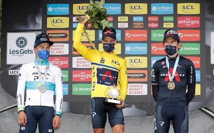 Richie Porte vince il Giro del Delfinato