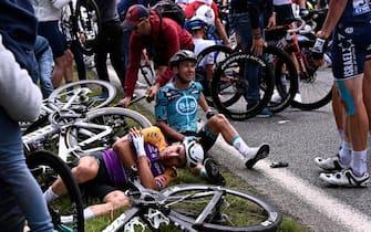 FRANCE CYCLING TOUR DE FRANCE 2021