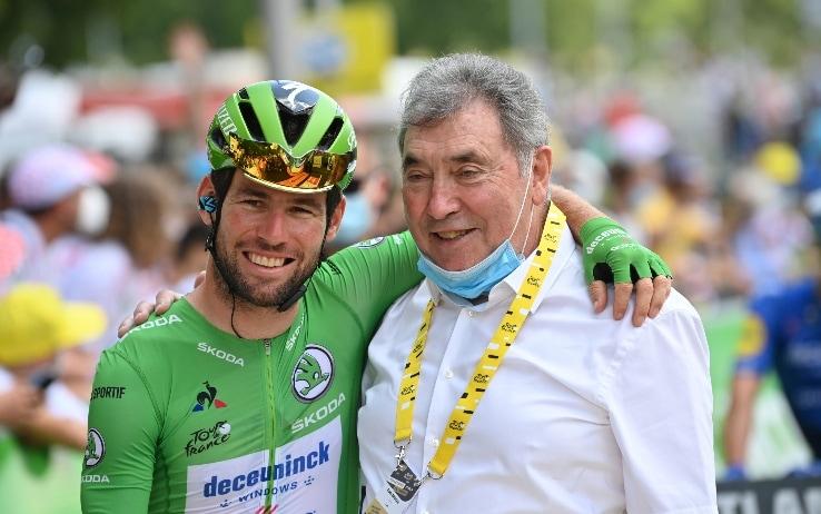 Cavendish Merckx