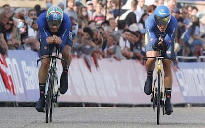 Italia di bronzo nella staffetta mista ai Mondiali