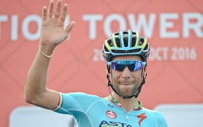 """Nibali torna in Astana: """"Ritrovo una famiglia"""""""