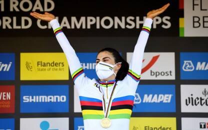 Mondiali, Elisa Balsamo vince la prova in linea