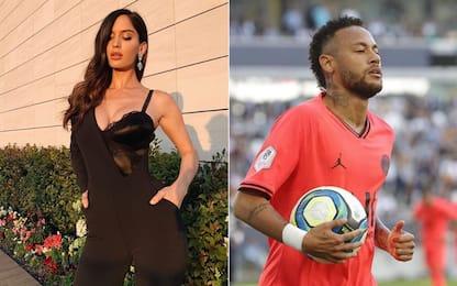 Neymar, la nuova fiamma è Natalia Barulich. FOTO