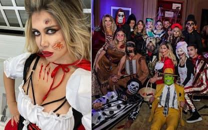 Psg, Halloween non finisce mai: che festa! FOTO