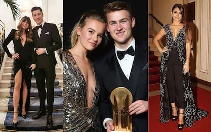 """Pallone d'Oro show: le """"Signore"""" del calcio. FOTO"""