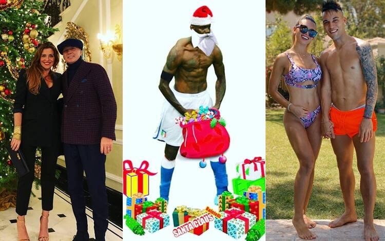 Auguri Di Natale Per Sportivi.Natale 2019 Gli Auguri Degli Sportivi Le Foto Sky Sport