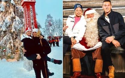 Gollini e Giulia: vacanze di Natale in Lapponia!