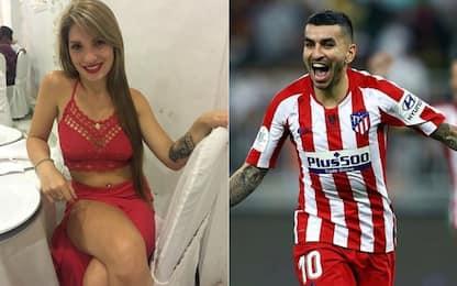 "Lady Correa come Simeone: ""Orgoglio e huevos"" FOTO"