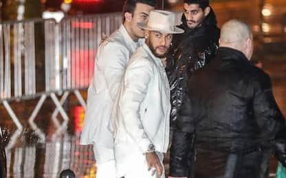 "La ""notte bianca"" di Neymar: che festa a Parigi"