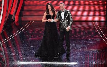 La stella di Sanremo è Francesca Novello. FOTO