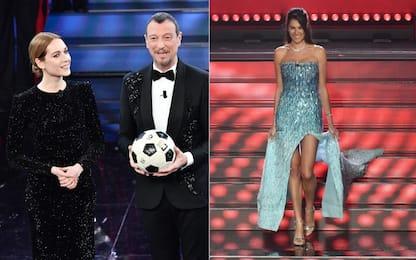 Sanremo, Capotondi e Novello regine della finale