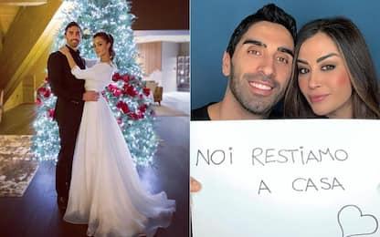Magnini-Palmas, nozze rinviate per il coronavirus