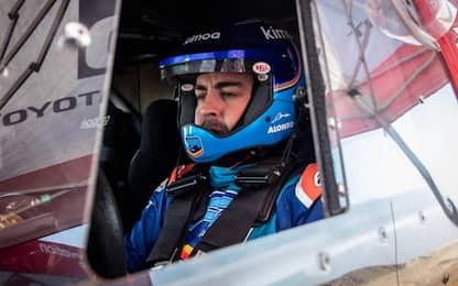 Dakar 2020, l'annuncio di Toyota: c'è anche Alonso