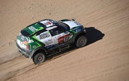 Dakar, 1^ tappa: vincono Price e Zala, Alonso 11°