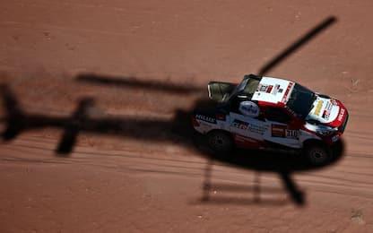 Dakar, Sainz vince la 3^ tappa. Alonso chiude 5°