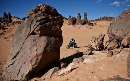 Dakar, incidente per Straver: condizioni critiche