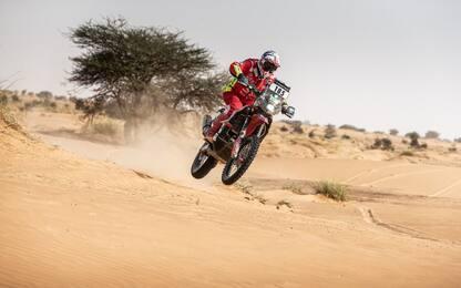 Africa Eco Race, tris italiano con Gritti
