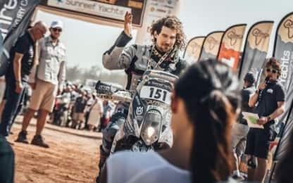 Africa Eco Race, reclamo di Poskitt: Lucci è 4°
