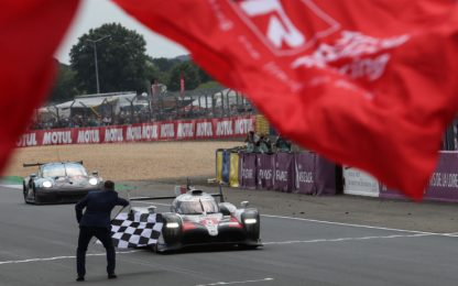 Coronavirus: 24 Ore Le Mans slitta a settembre