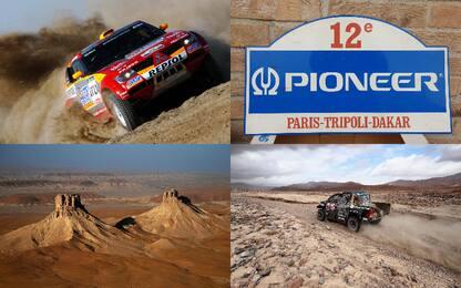 Deserti, piramidi, Tuareg, pergamene: la mia Dakar