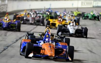 Si riaccendono i motori: Indy in pista il 6 giugno