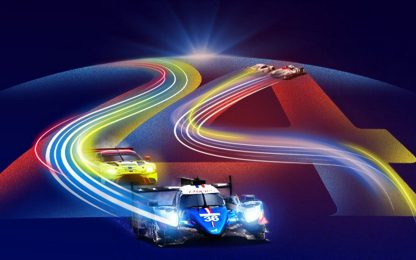 24 Ore Le Mans virtuale: i 'big' in pista. FOTO