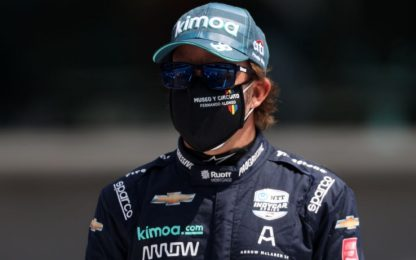 500 miglia Indianapolis: vince Sato, 21° Alonso