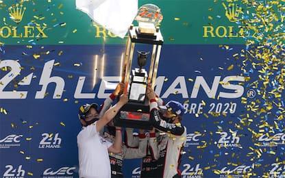 24 Ore di Le Mans, la Toyota cala il tris