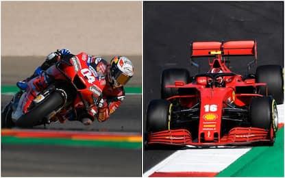 La MotoGP alle 13, la F1 alle 14.10: i GP su Sky