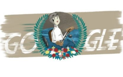 Google ricorda oggi Eliska Junkova: ecco chi era