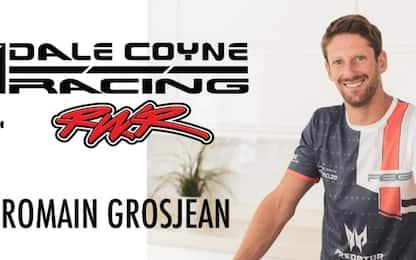 """Grosjean riparte dalla IndyCar: """"Una nuova sfida"""""""