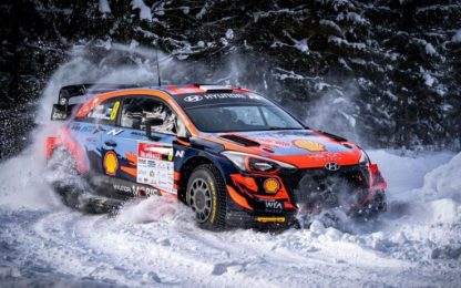 Arctic Rally Finland Tanak domina nella PS2