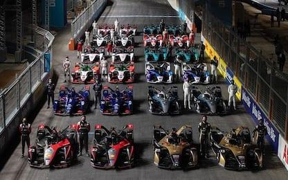 Formula E, tutto sui 24 piloti del Mondiale 2021