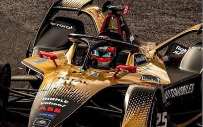 Formula E, E-Prix Roma: Vergne vince Gara-1