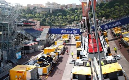 Principato elettrico: sabato l'ePrix di Monaco