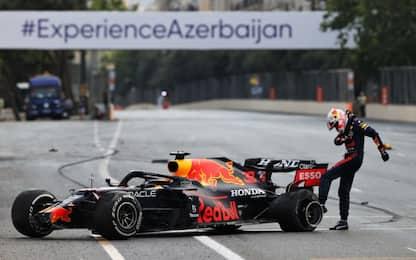 "Pirelli: ""Gomme ko a Baku, nessun difetto qualità"""