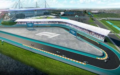 GP Miami, c'è il progetto per il 2021. FOTO