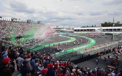 GP Messico, aggiunta una terza zona DRS