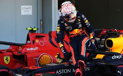 "Verstappen: ""La Ferrari non è così lontana da noi"""