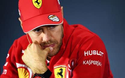 Ufficiale: Vettel lascia la Ferrari a fine 2020