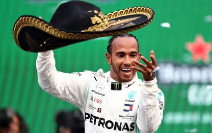 """Hamilton: """"Vettel voleva buttarmi fuori"""""""