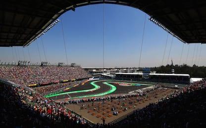 Formula 1, GP Messico: gli orari delle repliche